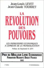 La révolution des pouvoirs - Couverture - Format classique