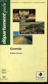 Gironde - Couverture - Format classique