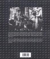 Pleins feux sur les tontons flingueurs - collector + dvd - 4ème de couverture - Format classique