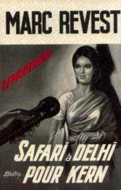 Safari à Delhi pour Kern - Couverture - Format classique