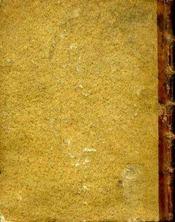 Instructions sur le rituel de Toulon - Intérieur - Format classique