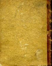 Instructions sur le rituel de Toulon - Couverture - Format classique