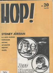Hop N°20 - Sydney Jordan - Couverture - Format classique