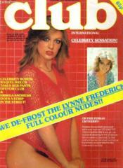 Club International Vol.10 N. 5 - We De-Frost The Lynne Ferderick - Coaster Rollers - Jane - Emily... - Couverture - Format classique
