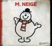 M. Neige - Couverture - Format classique