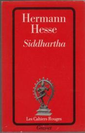 Siddhartha - Couverture - Format classique