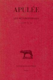 Metamorphoses t3 l7-11 - Couverture - Format classique