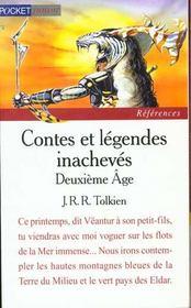 Contes Et Legendes Inacheves T.2 - Intérieur - Format classique