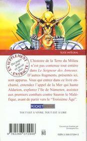 Contes Et Legendes Inacheves T.2 - 4ème de couverture - Format classique