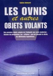 Ovnis Et Autres Objets Volants - Couverture - Format classique