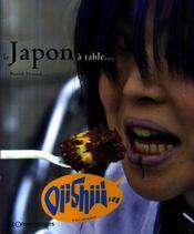 Le Japon à table... - Intérieur - Format classique