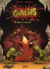 Goblin's t.1 ; bêtes et méchants - Couverture - Format classique