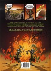 Goblin's t.1 ; bêtes et méchants - 4ème de couverture - Format classique