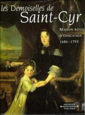 Les demoiselles de Saint-Cyr - Couverture - Format classique
