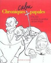 Chroniques Papales - Intérieur - Format classique