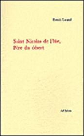 Saint Nicolas de Flüe, père du désert - Intérieur - Format classique
