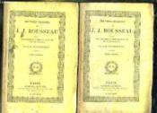 Oeuvres Completes De Jj Rousseau Tome 18 - 19. - Couverture - Format classique