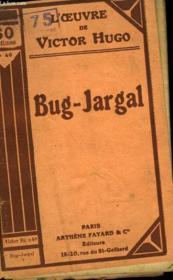 Bug-Jargal - Couverture - Format classique