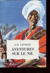 Aventures Sur Le Nil - Couverture - Format classique