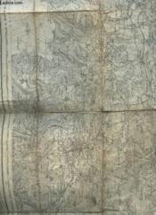 Cartes Depliantes De Mezieres - Cartes D'Etat Major - Couverture - Format classique