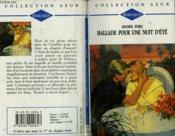 Ballade Pour Une Nuit D'Ete - Rhapsody Of Love - Couverture - Format classique