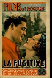 Films Et Romans - La Fugitive - 2eme Annee - N°31 - Couverture - Format classique