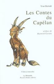 Les contes de capelan - Intérieur - Format classique