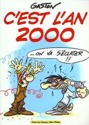 C'Est L'An 2000 - Intérieur - Format classique
