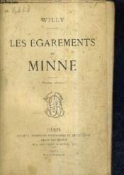 Les Egarements De Minne / 6e Edition. - Couverture - Format classique