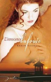 L'Innocence Bafouee - Couverture - Format classique