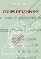 Coups de tampons - Couverture - Format classique