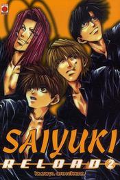 Saiyuki reload t.2 - Intérieur - Format classique