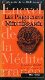 Les pheniciens en mediterranee - Couverture - Format classique