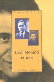 Berl morand et moi - Intérieur - Format classique