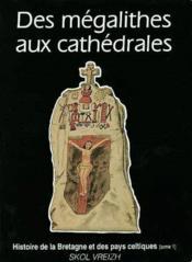Histoire Sv T.1 Des Megalithes Aux - Couverture - Format classique
