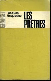 Les Pretres. - Couverture - Format classique
