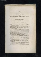 Bulletin De La Societe Historique Et Archeologique Du Perigord - Tome Ix - Livraison N° 5 - Couverture - Format classique