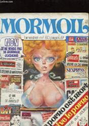 Mormoil Bimestriel N°7 - Le Porno Est Mort, Vive Le Porno - Couverture - Format classique
