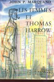 Les Femmes Et Thomas Harrow - Couverture - Format classique