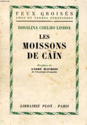 Les Moissons De Cain - Couverture - Format classique