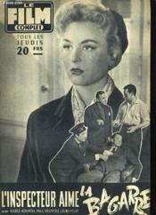 Film Complet N° 649 - L'Inspecteur Aime La Bagare - Couverture - Format classique