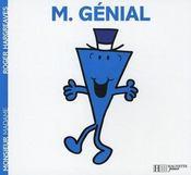 Monsieur Génial - Intérieur - Format classique