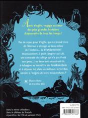 Le Grand Livre De L Horreur T 2 Dans Le Laboratoire De Frankenstein Zimmermann N M Hue Caroline