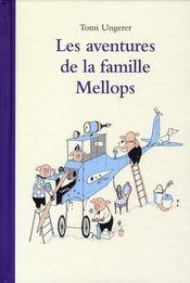 Les aventures de la famille Mellops - Intérieur - Format classique