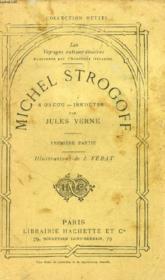 MICHEL STROGOFF, MOSCOU, IRKOUTSK, 1re PARTIE - Couverture - Format classique