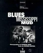 Blues Mississippi Mud - Couverture - Format classique