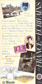 La France des écrivains - Intérieur - Format classique