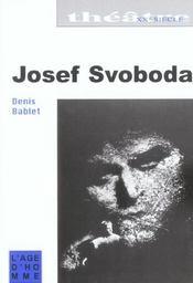 Josef Svoboda - Intérieur - Format classique