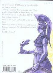 Saint seiya g t.9 - 4ème de couverture - Format classique