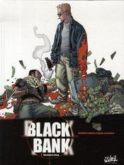 Black bank t.1 ; business clan - Intérieur - Format classique